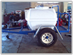 2000 Litre Liquid Cart