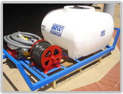 800 Litre Compact or Skid Mounted Firefighting Unit